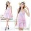 Sweetest Pastel Lace Dress มี 5 สีให้เลือกค่ะ thumbnail 3