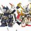 Non Scale BB Musha Crossbone Gundam White Ver. thumbnail 5