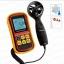 WM04-เครื่องวัดความเร็วลม ใบพัดแยก Digital Handheld Wind Speed Meter Anemometer thumbnail 1