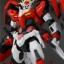Metal build 1/100 MB 00 Seven Sword Gundam / G Inspection Red Colour thumbnail 7