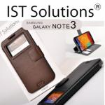 IST Solutions : Direct Stand View Diary Case Cover For Galaxy Note 3, III, N9000, N9005