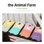 Ecoskin Guardian : The Animal Farm Anti-Shock Cover Case For Galaxy A8