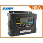 โซล่า ชาร์จเจอร์ ( Solar Charger ) 50A 12V / 24V Auto ( Suoer) รุ่น ST-W1250