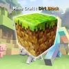 ‎minecraft‬ : dirt block 20 cm