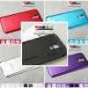 (152-703)เคสมือถือซัมซุงกาแล็คซี่เอส 5 Samsung Galaxy Case เคสฝาหลังอลูมิเนียมบางเฉียบ
