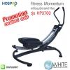 เครื่องออกกำลังกาย บริหารหน้าท้อง Fitness Hospro Momentum รุ่น HP3700