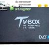 กล่องรับสัญญาณ ทีวีดิจิตอล ติดรถยนต์ TC3500 ใหม่ล่าสุด Maxspeed 160Km/h (TC3500)