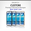 G lider : Metal Aluminum Bumper Case Cover For Samsung Galaxy S4, S IV, i9500