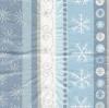 แนพกิ้น 33x33 Blue Snow L-485649