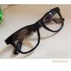 แว่นตาแฟชั่น เกาหลี EWK003 กรอบดำ ขาสีดำ