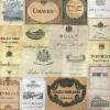 กระดาษแนปกิ้น กระดาษเดคูพาจ 74325 wine tags