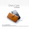 Bessi : Leather Diary Wallet Cover Case For Apple iPhone 5