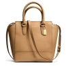 COACH 50707 MINI TANNER IN SAFFIANO LEATHER