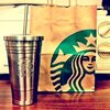 STARBUCKS Stainless Steel Cold Cup 16oz Tumbler Limited Edition