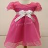 ชุดเด็กหญิงออกงานสีชมพูวัยหัดเดิน BL471