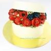 ฺKorean Buttercream Flower Cake Class - Master