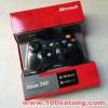 (379-001)จอยเกมส์ XBOX360 สำหรับ PC มีสาย ของแท้ 100% (กล่องแดง)+กันรอยซิลิโคนสุ่มสี