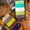 Zenus : Prestige Natural EEL Leather Diary Cover Case For Apple iPhone 5