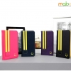 MOBC : Sporty Book Dirary - Activity Design Colorful Cover Case for iPhone 5