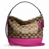 COACH 49158 PARK SIGNATURE MINI DUFFLE CROSSBODY