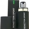น้ำหอม Benetton Sport for Men EDT Spray 100 ml