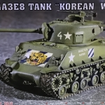 "1/72 M4A3E8 Tank ""Korean War"" [Trumpeter]"