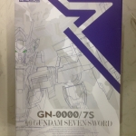 Metal Build 1/100 Seven Sword GN-0000/7S 00 Gundam [Metal Gear]