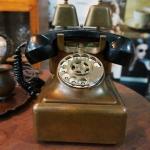 โทรศัพท์ทองแดงเยอรมันยุคนาซี(สภาพโชว์) รหัส91257tp