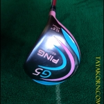 หัวไม้1PING G5 ( Driver Ping G5 Loft10.5 CUSTOM CLUB) (USED)