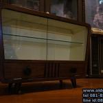 ตู้โชว์ทรงทีวี รหัส12360bt2