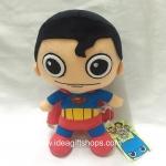 ตุ๊กตาซุปเปอร์แมน Superman DC comics heroes ขนาด 8 นิ้ว ลิขสิทธิ์แท้