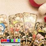 (152-1152)เคสมือถือไอโฟน case iphone 6 Plus เคสการ์ตูนล้อเลียนดูดนม