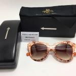 แว่นกันแดด Karen Walker 1201465 <ส้ม>