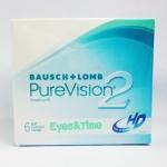 PureVision 2 HD (แพค 3 คู่) ต้องสั่งอย่างน้อย 2 กล่อง