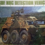 1/35 JGSDF NBC Detection Vehicle [Trumpeter]