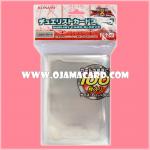 Yu-Gi-Oh! ZEXAL OCG Duelist Card Protector / Sleeve - Silver Frame 100ct.