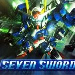 SD 00 Gundam Seven Sword/G