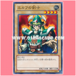 15AY-JPA09 : Celtic Guardian / Elf Swordsman (Common)
