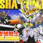 SD Musha Gundam +อวุธเสริม [KD]