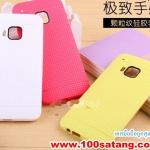 (027-393)เคสมือถือ HTC new One2 M8 เคสนิ่ม DOT