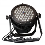 PAR LED 54x3w RGBW ip65