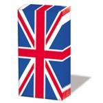 กระดาษแนปกิ้น กระดาษเดคูพาจ 20x20 England 50257