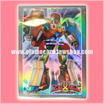 Yu-Gi-Oh! ZEXAL OCG Duelist Card Protector / Sleeve - Geargiagear XG / Geargiagear Gigant XG / Geargiagear Cross Gigant (Duelist Set : Version Machine-Gear Troopers) 70ct.