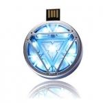 USB Flash Drive 8 GB ลาย Iron man arc