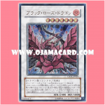 CSOC-JP039 : Black Rose Dragon (Ultimate Rare)