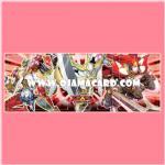 Yu-Gi-Oh ZEXAL OCG - Duelist Box 2012 Playmat / Duel Field
