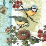 แนพกิ้น Lovely Bird 211303