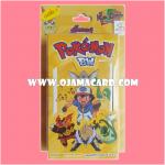 Pokémon BW Sticker Version 1 - Yellow / สติ๊กเกอร์โปเกมอน (เวอร์ชั่น 1) - สีเหลือง