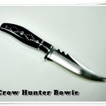 มีดใบตาย Crow Hunter Bowie