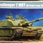 1/35 British Challenger 2 MBT